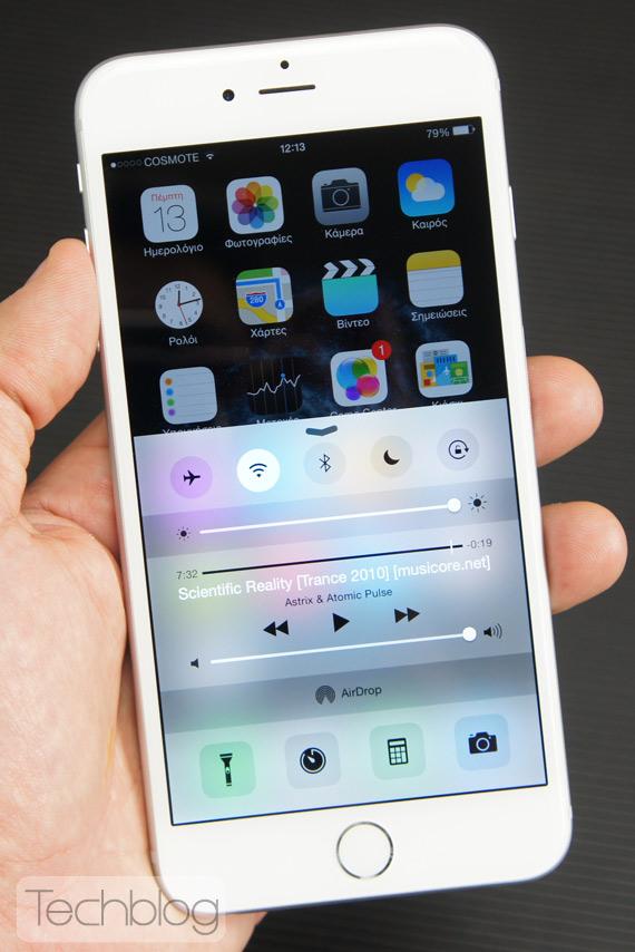 iPhone 6 Plus ελληνικό βίντεο παρουσίαση