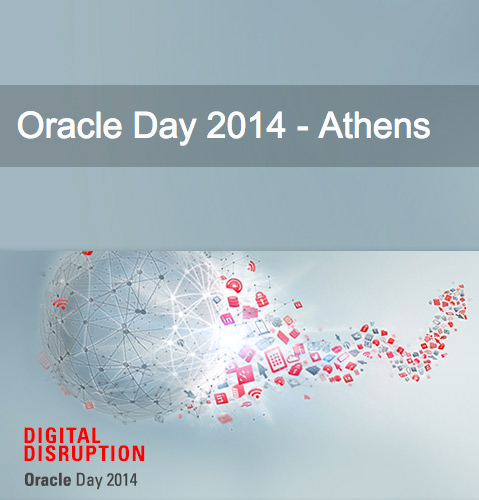oracle day athens 2014