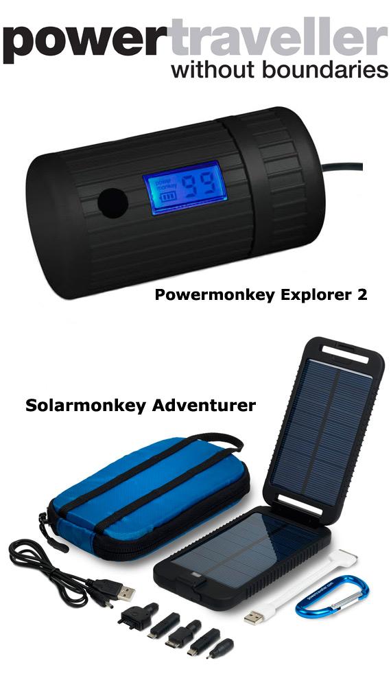powertraveller giveaway