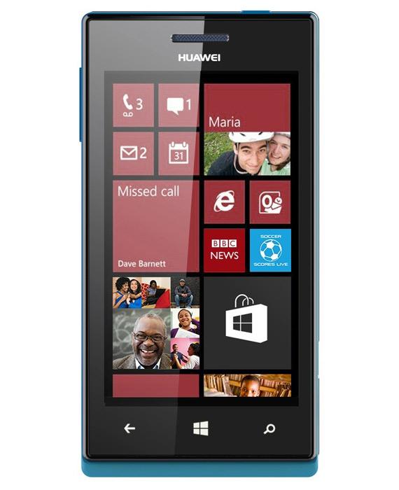 Huawei Winbdows Phone smartphone
