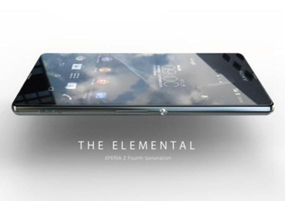 Sony Xperia Z3 leaked