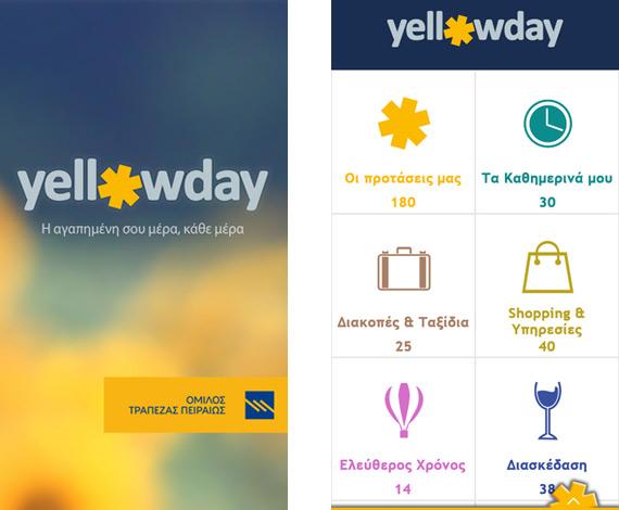 yellowday application