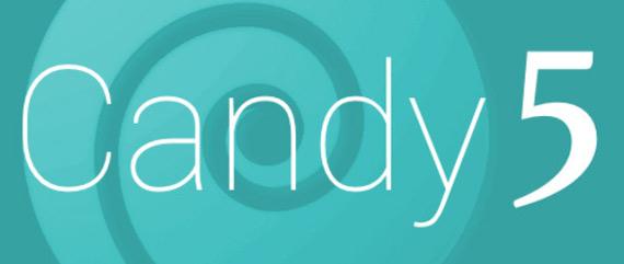 Candy 5 logo