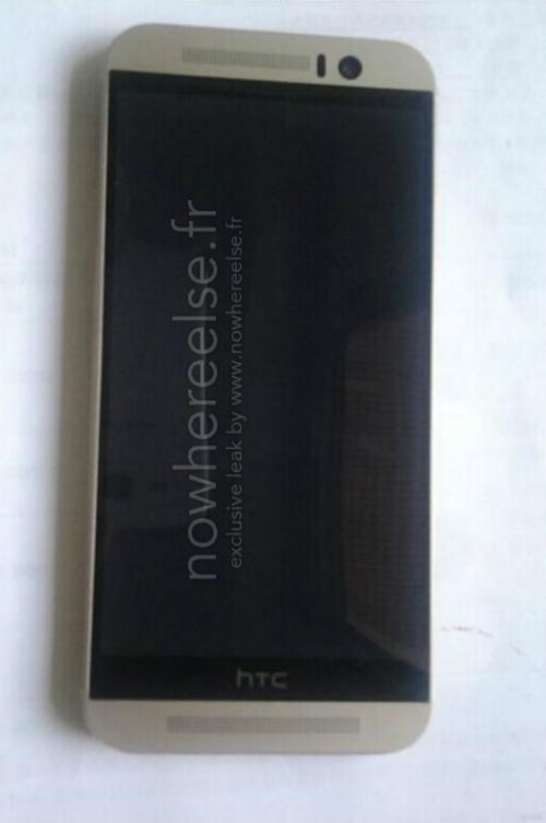 HTC One M9 prototype