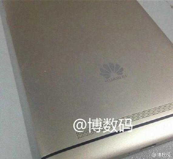 Huawei Mate 8 leaked