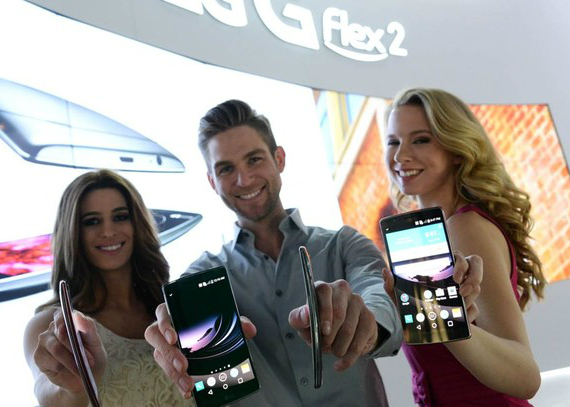LG G Flex 2 Korea official