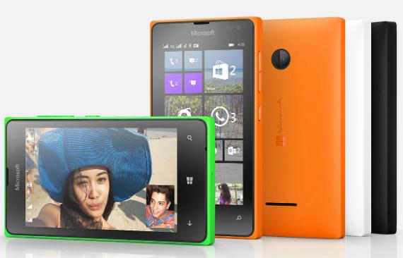 Microsoft Lumia 4350