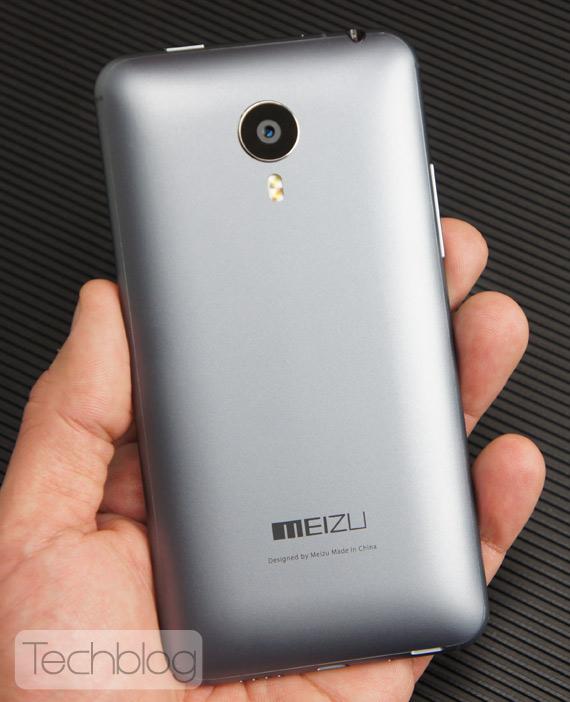 Meizu MX4 hands-on TechblogTV
