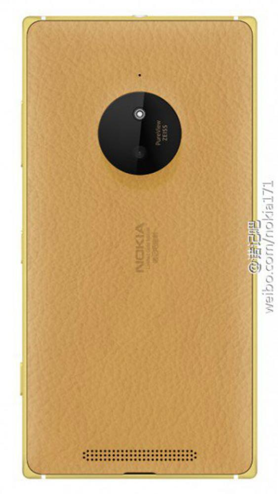 Nokia Lumia 830 Gold Edition
