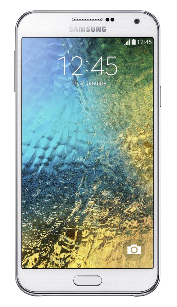 Samsung Galaxy E7 revealed