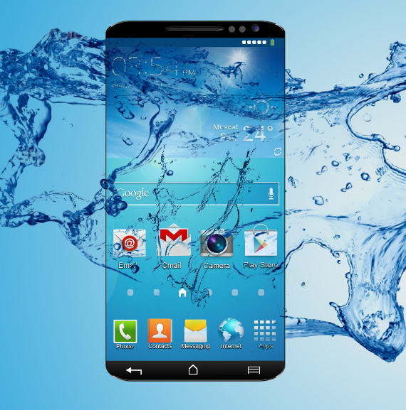 Samsung Galaxy S6 Waterproof