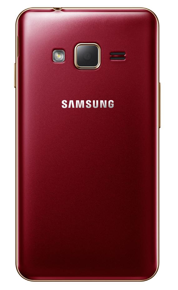 Samsung Z1 Tizen smartphone