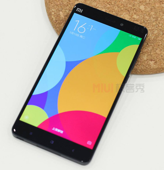 Xiaomi Mi Note hands-on