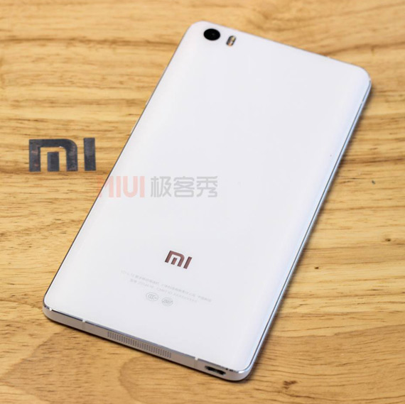 Xiaomi Mi Note hands-on
