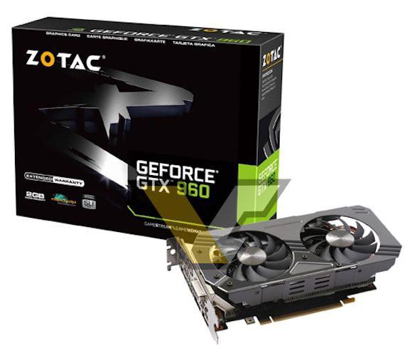 Zotac GTX 960