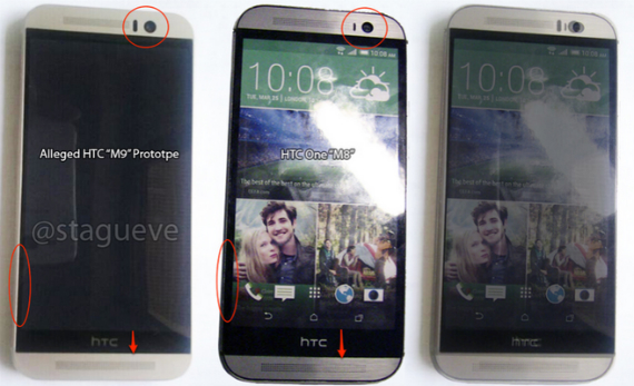 htc one m9 leak