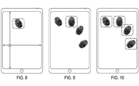Apples patent