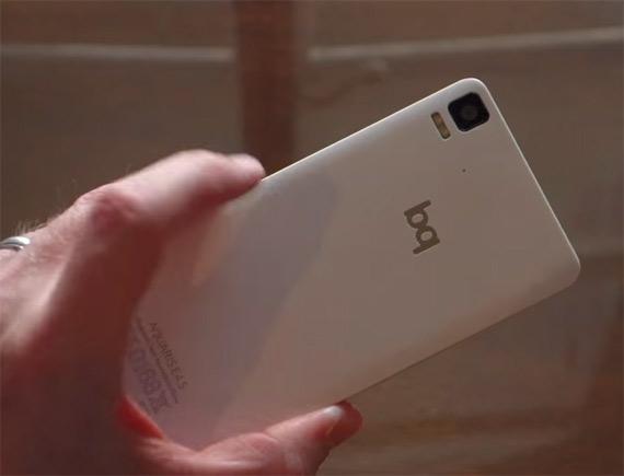 BQ Aquaris E4.5 Ubuntu phone