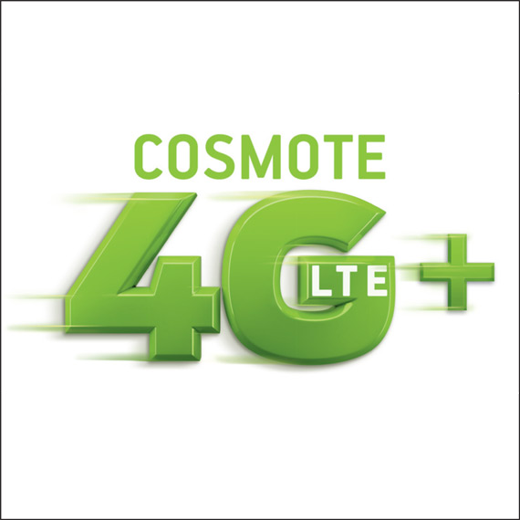 COSMOTE 4G+