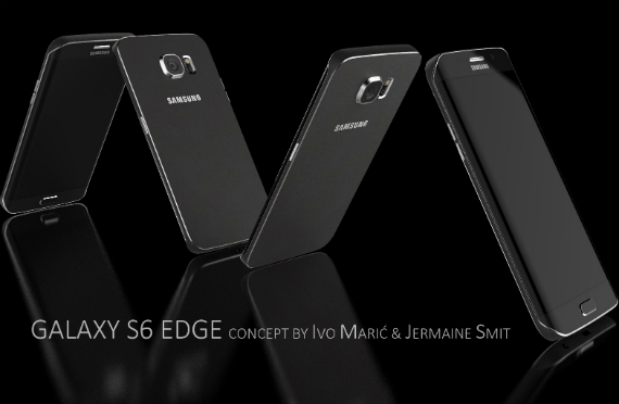 Galaxy S6 and S6 Edge concept