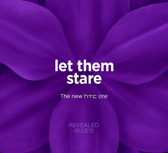 HTC Let them stare teaser