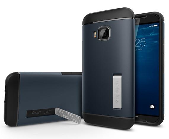 HTC-One-M9-Spigen-case-2