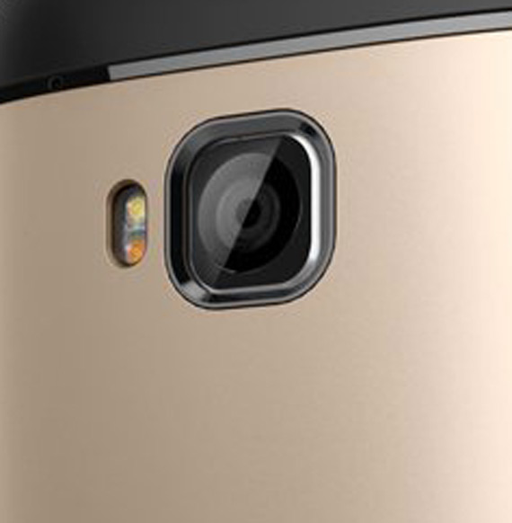 HTC One M9 Spigen case large
