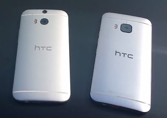 HTC One M9 first hands-on