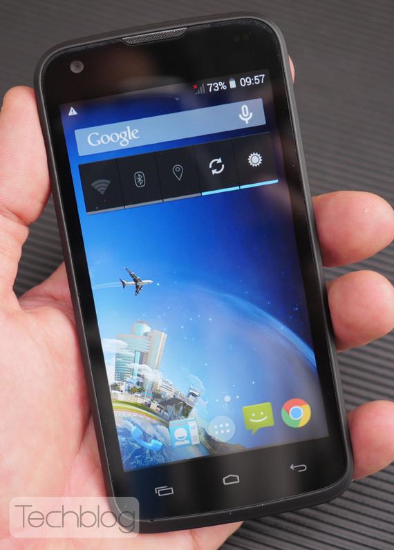 Kazam Thunder 345L TechblogTV