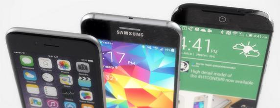 One-M9-vs-Galaxy-S6-vs-iPhone-6-572-1