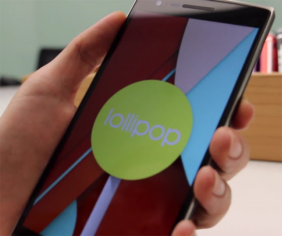 OnePlus One Lollipop update