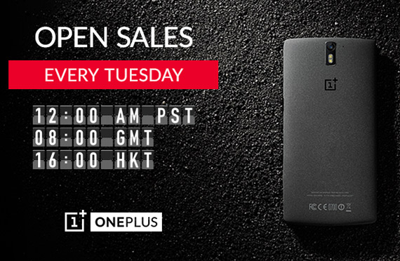 OnePlus One sale