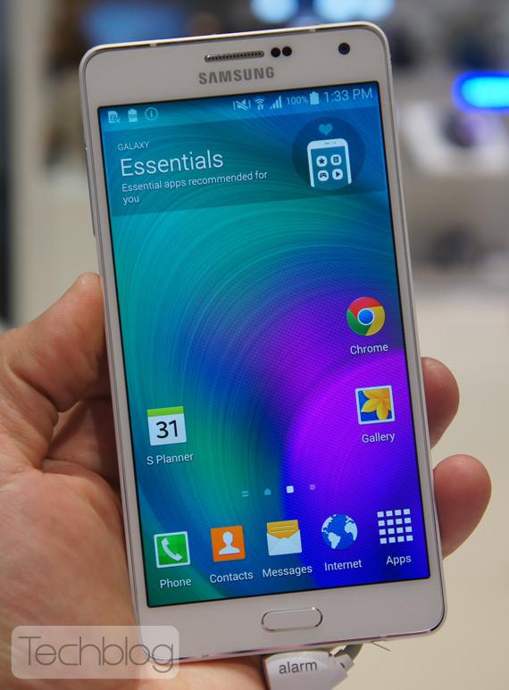 Samsung Galaxy A7 hands-on