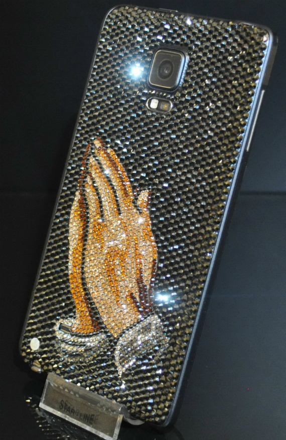 Samsung Galaxy Note Edge-Swarovski