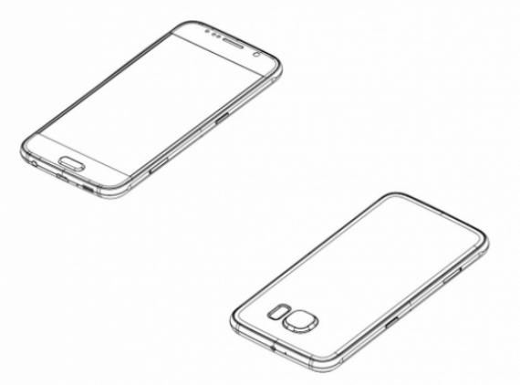 Samsung Galaxy S6 dimentions