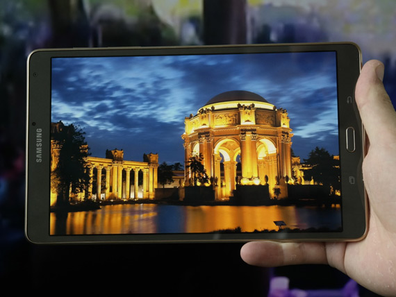Samsung Galaxy Tab S2 specs rumors