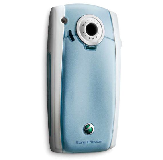 Sony Ericsson P800-