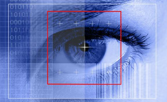 Thinkstock eye scan