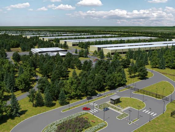 apple data center europe