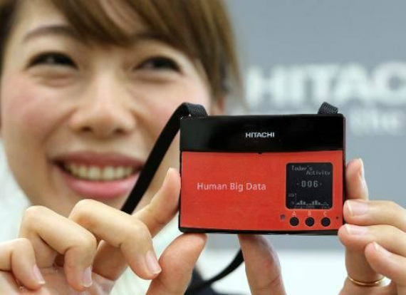 hitachi happiness sensor
