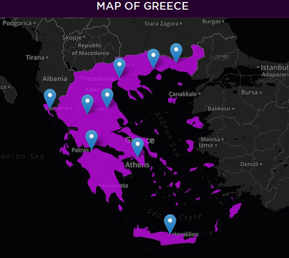 internet speeds greece