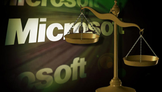 microsoft license dispute