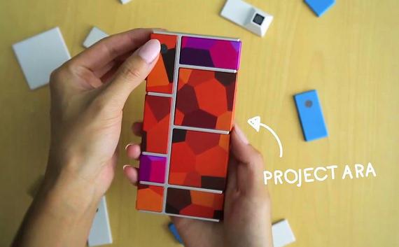 project ara mwc