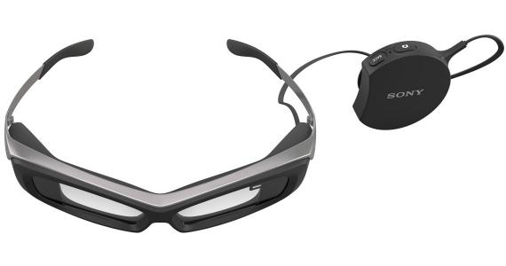 sony SmartEyeglass Developer Edition SED E1