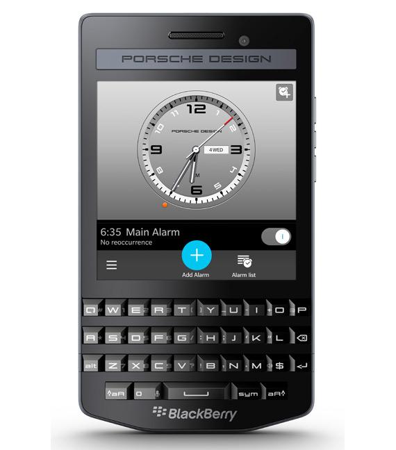 BlackBerry P9983