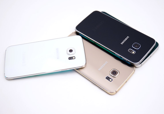Galaxy S6 Edge colors