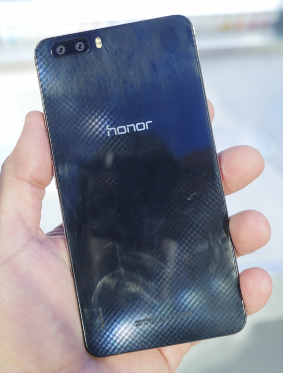 Huawei Honor 6 Plus MWC 2015