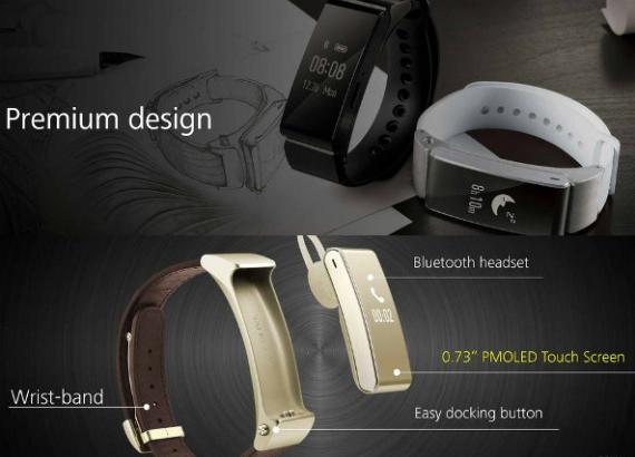 Huawei Talkband B2 N1