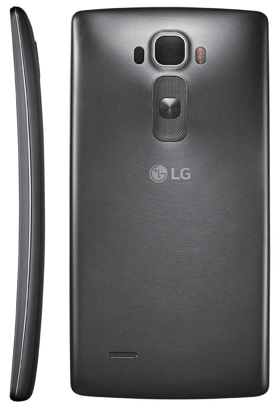 LG G Flex 2 Titan Silver