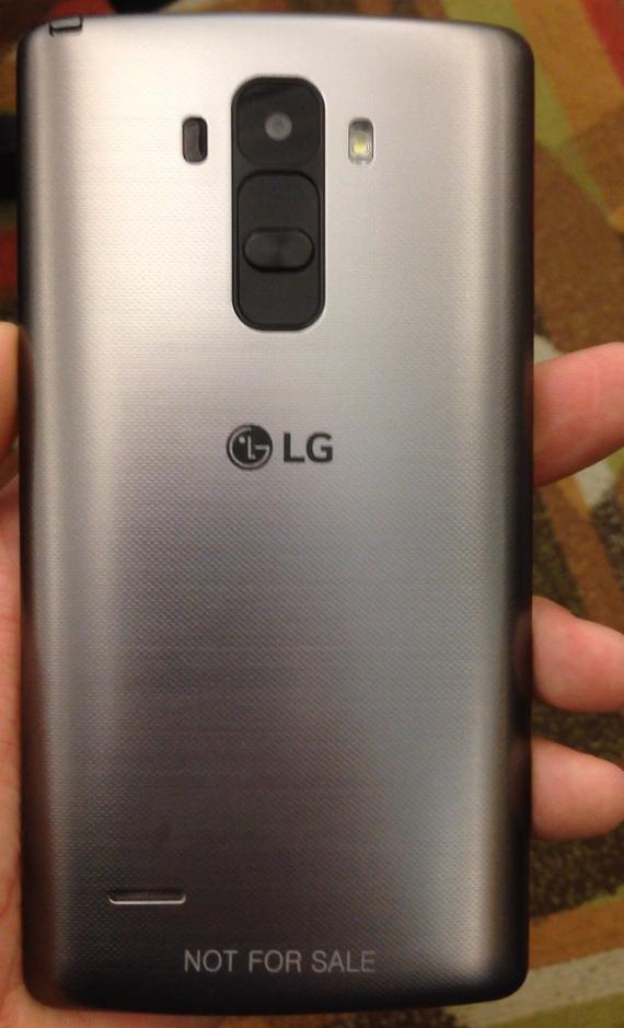 LG G4 leak